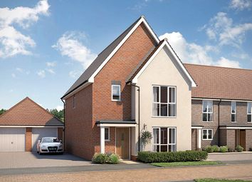 "Thumbnail 3 bed property for sale in ""The Clarence"" at Hornbeam Place, Arborfield, Reading"