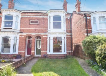 Thumbnail 3 bed semi-detached house for sale in Victoria Road, Tilehurst, Reading