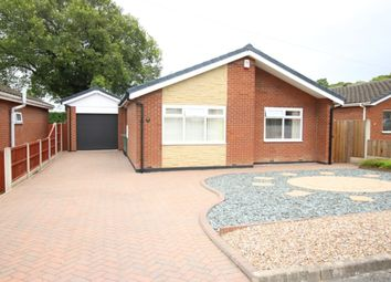 Thumbnail 3 bed detached bungalow for sale in Craigston Road, Carlton-In-Lindrick, Worksop