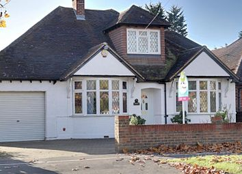 Thumbnail 5 bed detached bungalow for sale in Green Lane, Chertsey