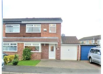 Thumbnail 3 bed semi-detached house for sale in Cheriton Close, Liverpool