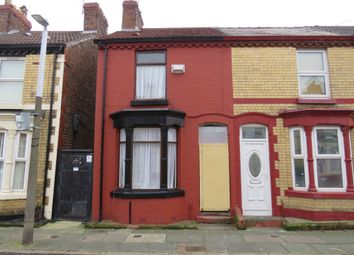 Thumbnail 2 bed terraced house for sale in Strathcona Road, Wavertree, Liverpool