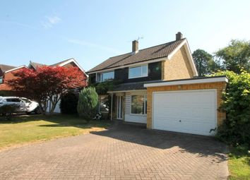 Thumbnail 3 bed detached house to rent in Newlands Park, Copthorne, Crawley