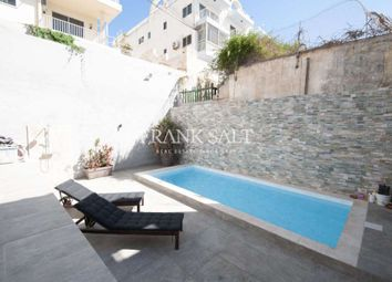 Thumbnail 4 bed maisonette for sale in Furnished Duplex Maisonette Xemxija, Furnished Duplex Maisonette Xemxija, Malta