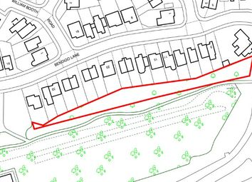 Thumbnail Land for sale in Land At Bendigo Lane, Nottingham, Nottinghamshire