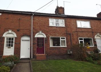 Thumbnail 2 bed cottage to rent in Swan Bank, Madeley Heath, Crewe