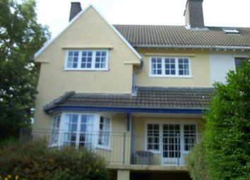 Thumbnail 3 bed semi-detached house to rent in Slade Road, Newton, Swansea