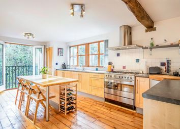 Thumbnail 2 bed flat for sale in Swan Bank Lane, Holmfirth
