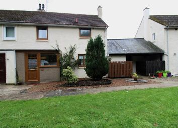 Thumbnail 3 bed terraced house for sale in Halsey Drive, Edzell Woods, Brechin