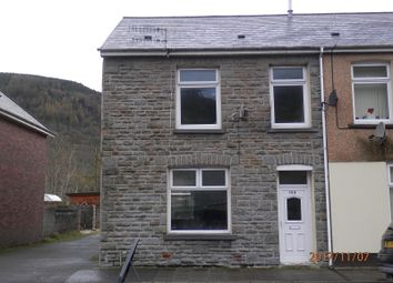 Thumbnail 4 bed property for sale in Bute Street, Treherbert, Rhondda Cynon Taff.