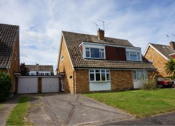 Thumbnail 3 bed semi-detached house for sale in Brooks Close, Staplehurst