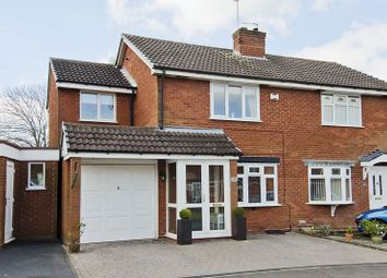 Thumbnail 3 bedroom semi-detached house for sale in Riverside Way, Coven, Wolverhampton