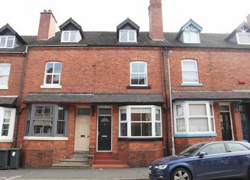 Thumbnail 4 bed town house for sale in Shirburn Road, Leek