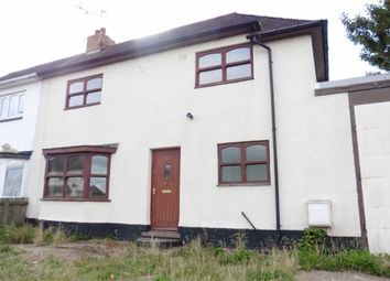 Thumbnail 3 bedroom terraced house to rent in Frederick Avenue, Hinckley
