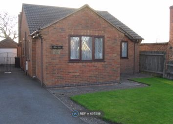 Thumbnail 3 bed bungalow to rent in Station Road, Leicestershire