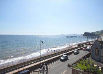 Thumbnail 2 bedroom flat for sale in Clifton House, Den Promenade, Teignmouth, Devon