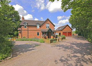 Thumbnail 4 bed detached house for sale in Harper Lane, Shenley, Radlett, Hertfordshire
