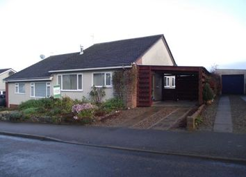 Thumbnail 3 bed detached bungalow to rent in Milnefield Avenue, New Moray, Elgin