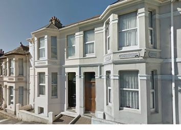 Thumbnail 5 bed terraced house to rent in Craven Avenue, Plymouth