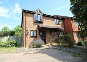 Thumbnail 2 bed end terrace house to rent in Broad Hinton, Twyford, Reading
