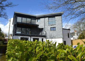Thumbnail 5 bed detached house for sale in Vicarage Lane, Lelant, St. Ives, Cornwall