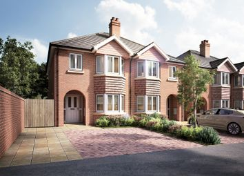 Thumbnail 4 bed semi-detached house for sale in The Mayfield, Swift Road, Southampton