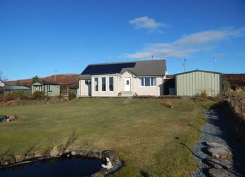 Thumbnail 3 bed detached bungalow for sale in Kilmuir, Dunvegan, Isle Of Skye