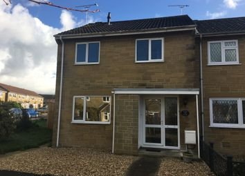Thumbnail 3 bed semi-detached house to rent in Moorlands Park, Martock