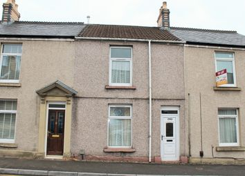 Thumbnail 2 bedroom terraced house for sale in Neath Road, Landore, Swansea