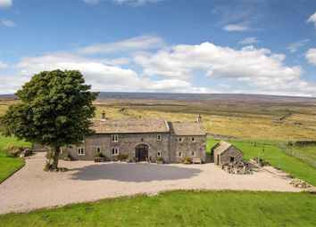 Thumbnail 5 bed farmhouse for sale in Greenhow Hill, Harrogate, North Yorkshire