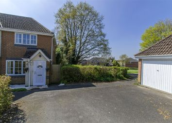Thumbnail 2 bed end terrace house for sale in Stoke Heights, Fair Oak, Eastleigh, Hampshire