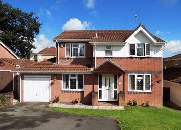 Thumbnail 4 bed detached house for sale in Parc Bryn Derwen, Llanharan, Pontyclun