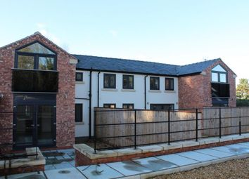 Thumbnail 2 bed mews house for sale in Fingerpost Lane, Norley, Frodsham