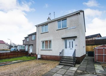 Thumbnail 3 bed end terrace house for sale in Millar Place, Bonnybridge