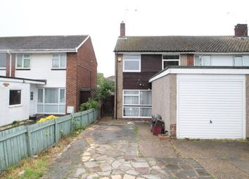 Thumbnail 3 bed property to rent in Hilden Drive, Erith