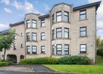 Thumbnail 2 bed flat for sale in Redlands Road, Kirklee, Glasgow