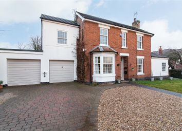 Thumbnail 5 bed detached house for sale in Rancliffe Avenue, Keyworth, Nottingham