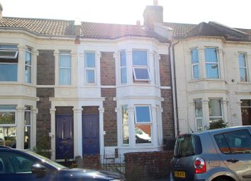 Thumbnail 3 bed terraced house for sale in Almorah Road, Victoria Park, Bristol
