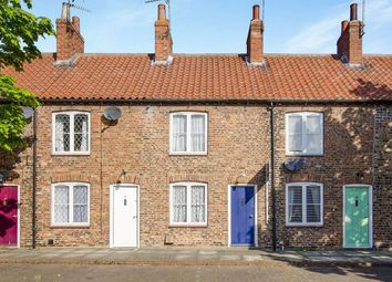 Thumbnail 2 bedroom terraced house for sale in Dobsons Row, Millgate, Selby