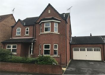 Thumbnail 4 bed detached house for sale in Maple Leaf Gardens, Worksop, Nottinghamshire