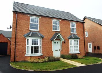 Thumbnail 4 bedroom property to rent in Osborne Road, West Haddon, Northampton