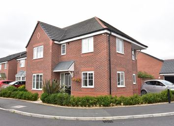 Thumbnail 4 bed detached house for sale in Buttercup Way, Warton, Preston