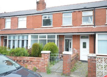 Thumbnail 3 bed terraced house to rent in Marsden Road, Blackpool