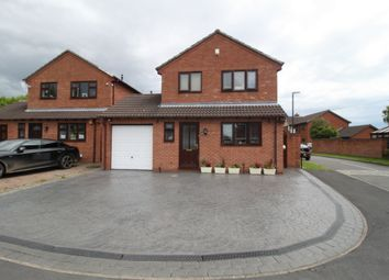 4 bed detached house for sale in Pilgrims Way, Stenson Fields, Derby DE24