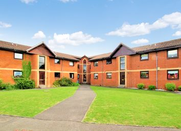 Thumbnail 2 bed flat for sale in Dale Court, Wishaw