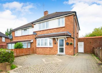 Thumbnail 3 bed semi-detached house for sale in Fordham Road, Cockfosters, Barnet, England