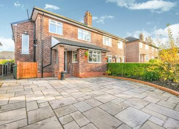Thumbnail 4 bed semi-detached house for sale in Orchard Avenue, Lymm, Cheshire