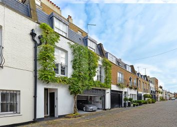 Thumbnail 2 bed mews house for sale in Hyde Park Gardens Mews, Bayswater, London