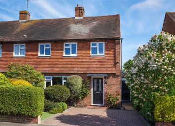 Thumbnail 3 bedroom semi-detached house for sale in Wyndham Avenue, Cobham, Surrey