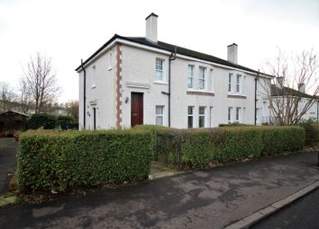 Thumbnail 2 bed flat for sale in Cardowan Road, Carntyne, Glasgow